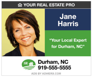 online real estate display advertising