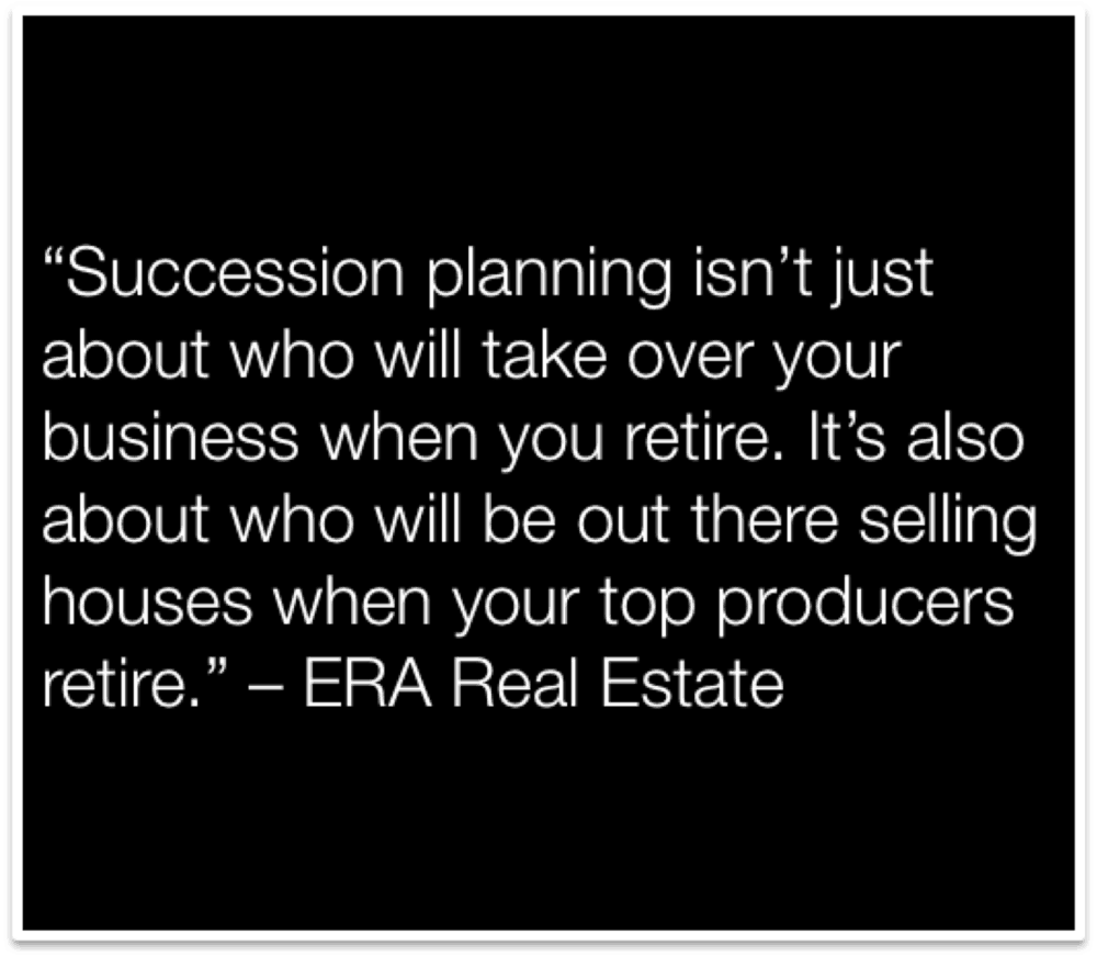Succession Real Estate Agent Recruiting ERA