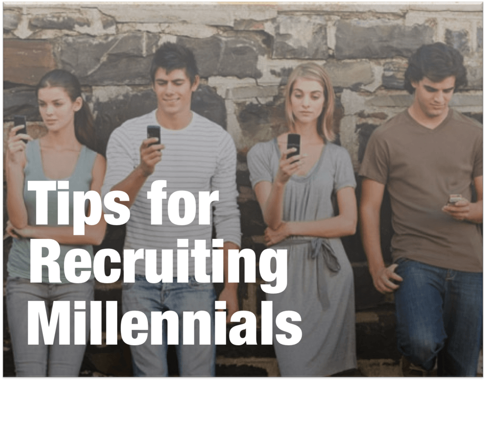 Millennials Recruiting Real Estate Agent Realtor