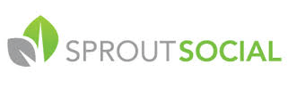 Sprout social for social media management for real estate agents