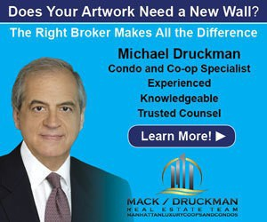 Michael Druckman Does your artwork need new walls?