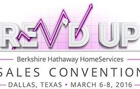 Berkshire Hathaway HomeServices REV'D Up convention Dallas March 6-8 2016