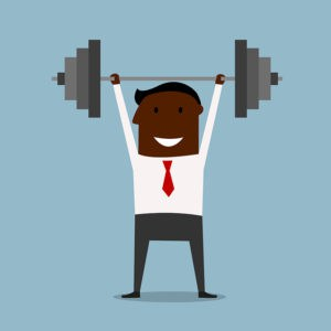 what can real estate agents learn from the gym