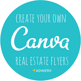 Real Estate Flyers with Canva