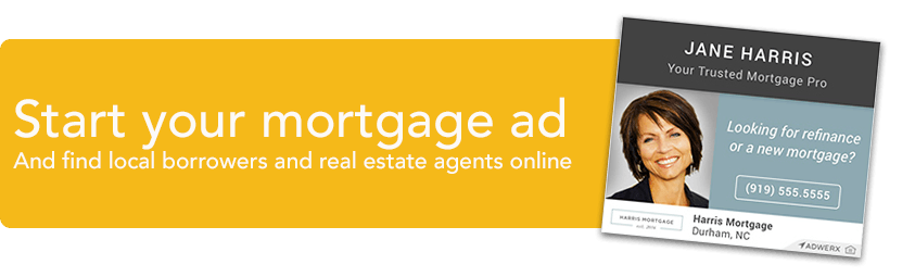 Adwerx digital ads for mortgage lenders