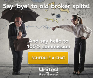Say bye to old broker splits and hello to 100% commission
