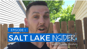 Dustin Brohm Salt Lake Insider