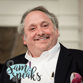 SamSpeaks with Steven David Elliot