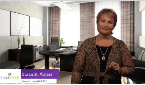 Susan Waters InvestWell LLC Retirement annuity