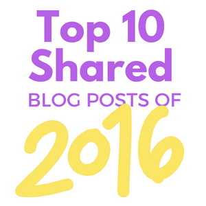 Top 10 shared real estate blog posts of 2016