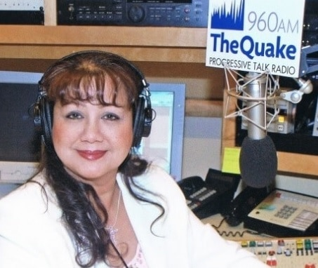 Mary Ann Cadorna 960 AM The QUAKE
